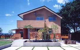 下川原の家