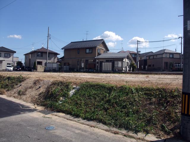 八山田土地2