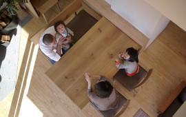 「白坂の家 住まい手と話す見学会」開催します