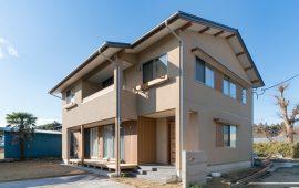 三穂田の家