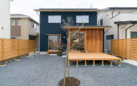 八山田の家